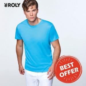 Τεχνικό μπλουζάκι Roly Camimera (0450) Διαφημιστικά Μπλουζάκια - T-shirts