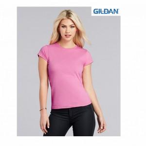 Διαφημιστικα μπλουζακια - Διαφημιστικό γυναικείο μπλουζάκι Gildan  (64000L) Διαφημιστικά Μπλουζάκια - T-shirts