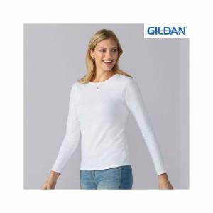 Μπλουζάκι Gildan Softstyle γυναικείο μακρυμάνικο (64400L) Διαφημιστικά Μπλουζάκια - T-shirts
