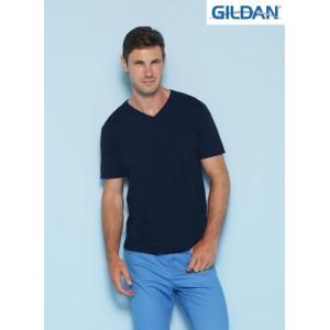 Διαφημιστικα μπλουζακια - Μπλουζάκι ανδρικό V-Neck Gildan (64V00) Διαφημιστικά Μπλουζάκια - T-shirts