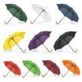 Ομπρέλα με ξύλινο χερούλι (99116)