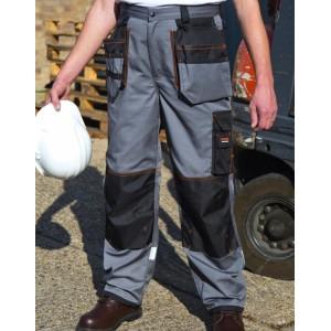 Παντελόνι εργασίας με τσέπες και θήκες επιγονατίδας X-Over (92433) Φόρμες Εργασίας - Παντελόνια - Βερμούδες