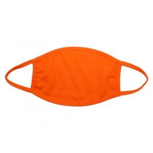 Υφασμάτινη μάσκα προστασίας Πορτοκαλί (MSK0013) ΜΑΣΚΕΣ ΠΡΟΣΤΑΣΙΑΣ ΥΦΑΣΜΑΤΙΝΕΣ - ΕΙΔΗ ΠΡΟΣΤΑΣΙΑΣ