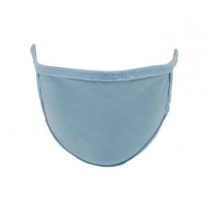 Παιδική Μάσκα Υφασμάτινη Πλενόμενη Γαλάζια (MSK007J) ΜΑΣΚΕΣ ΠΡΟΣΤΑΣΙΑΣ ΥΦΑΣΜΑΤΙΝΕΣ - ΕΙΔΗ ΠΡΟΣΤΑΣΙΑΣ