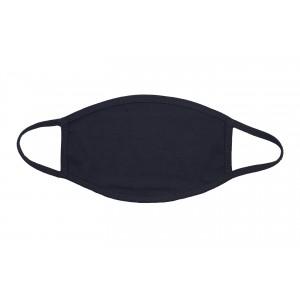 Υφασμάτινη μάσκα προστασίας προσώπου Ανθρακί (MSK009)