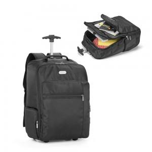 Σακίδιο τρόλευ για laptop (92177) Διαφημιστικές τσάντες ταξιδίου