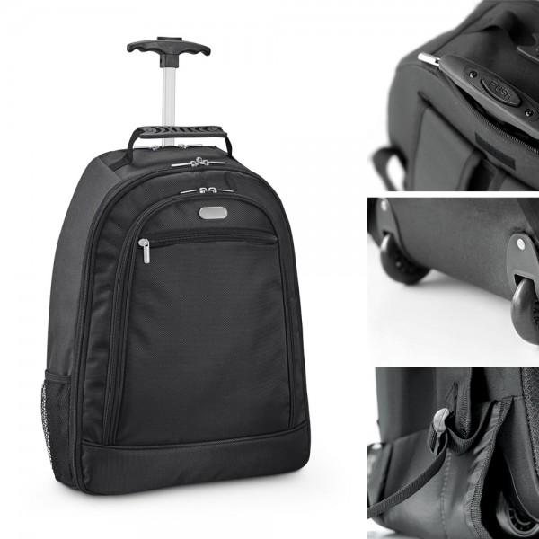 Σακίδιο trolley για laptop (92283) Διαφημιστικές τσάντες ταξιδίου