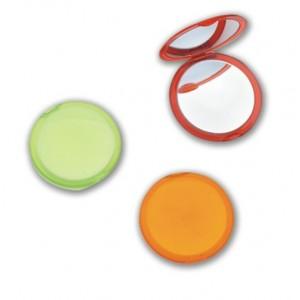 Διπλό καθρεφτάκι στρογγυλό (2232) Προσωπικά Είδη