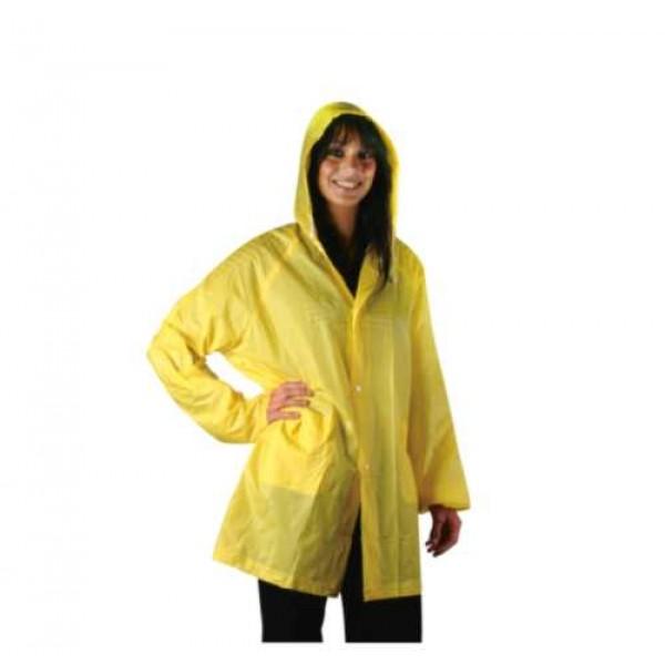 Aδιάβροχο με κουμπιά (κωδ. Κ18501) Μπουφάν - Γιλέκα εργασίας - Αδιάβροχα