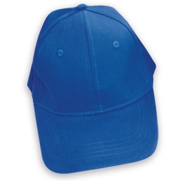 Καπέλο jockey heavy canvas (2528) ΔΙΑΦΗΜΙΣΤΙΚΑ ΚΑΠΕΛΑ