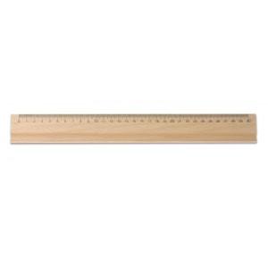 Χάρακας ξύλινος (Ε14140) Είδη Γραφείου - κομπιουτεράκια