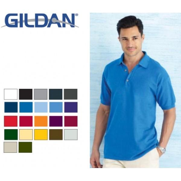 Διαφημιστικα μπλουζακια πολο - Διαφημιστικό Mπλουζάκι Polo Pique Ultra Cotton Gildan ( 3800) Διαφημιστικά Μπλουζάκια Polo