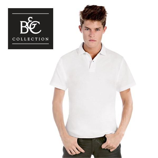 Διαφημιστικα μπλουζακια πολο - Μπλουζάκι polo B&C κοντομάνικο ( ID001) Διαφημιστικά Μπλουζάκια Polo