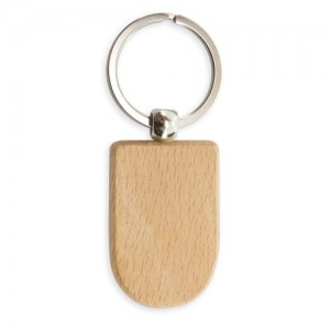 Μπρελόκ ξύλινο (Β525) ΔΙΑΦΗΜΙΣΤΙΚΑ ΜΠΡΕΛΟΚ