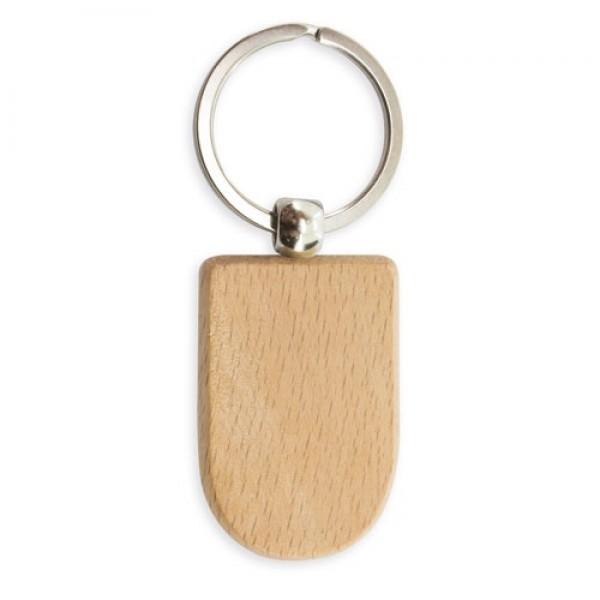 Μπρελόκ ξύλινο (Β525)