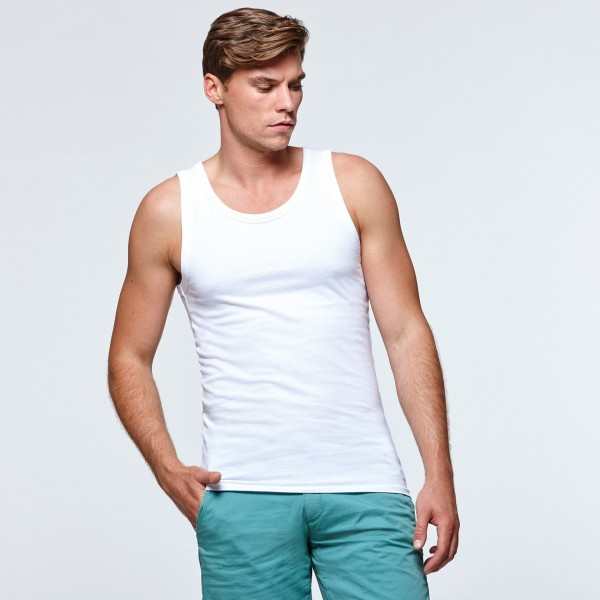 """Μπλουζάκι αμάνικο Roly """"Texas"""" (6545) Διαφημιστικά Μπλουζάκια - T-shirts"""