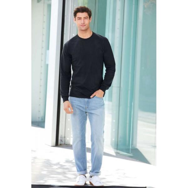 Μπλούζα Μακρυμάνικη Hammer (H400) Διαφημιστικά Μπλουζάκια - T-shirts