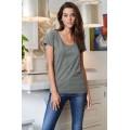 Μπλουζάκι Gildan Γυναικείο με βαθιά Λαιμόκοψη (L64550) Διαφημιστικά Μπλουζάκια - T-shirts