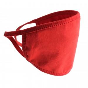Μάσκα προστασίας υφασμάτινη Κόκκινη (MSK004) ΜΑΣΚΕΣ ΠΡΟΣΤΑΣΙΑΣ - ΕΙΔΗ ΠΡΟΣΤΑΣΙΑΣ