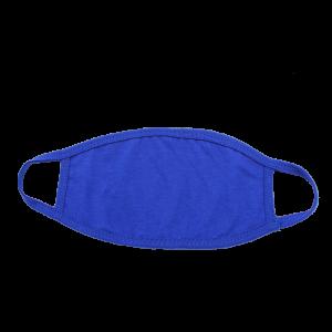 Μάσκα προστασίας πάνινη Ρουά Μπλε (MSK008)