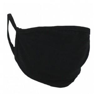Μάσκα προστασίας πάνινη Μαύρη (MSK001) ΜΑΣΚΕΣ ΠΡΟΣΤΑΣΙΑΣ ΥΦΑΣΜΑΤΙΝΕΣ - ΕΙΔΗ ΠΡΟΣΤΑΣΙΑΣ