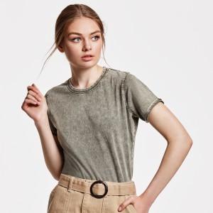 Μπλουζάκι HUSKY WOMAN ROLY (6691) Διαφημιστικά Μπλουζάκια - T-shirts